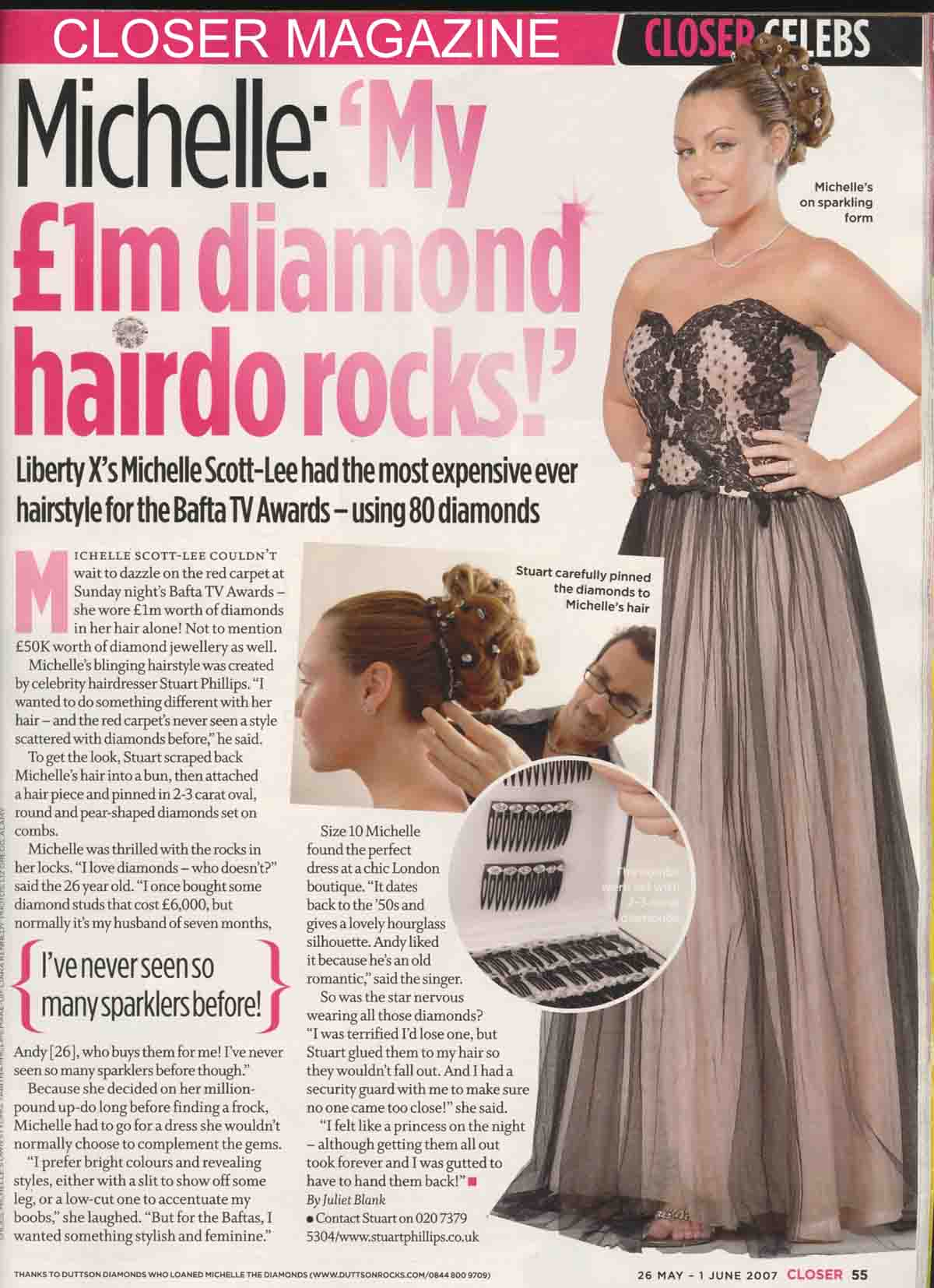 Confessions of a celebrity hairdresser, Part 2 – Hair Blog 2 copy