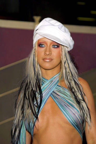 Christina Aguilera Hairstyles Stuart Phillips
