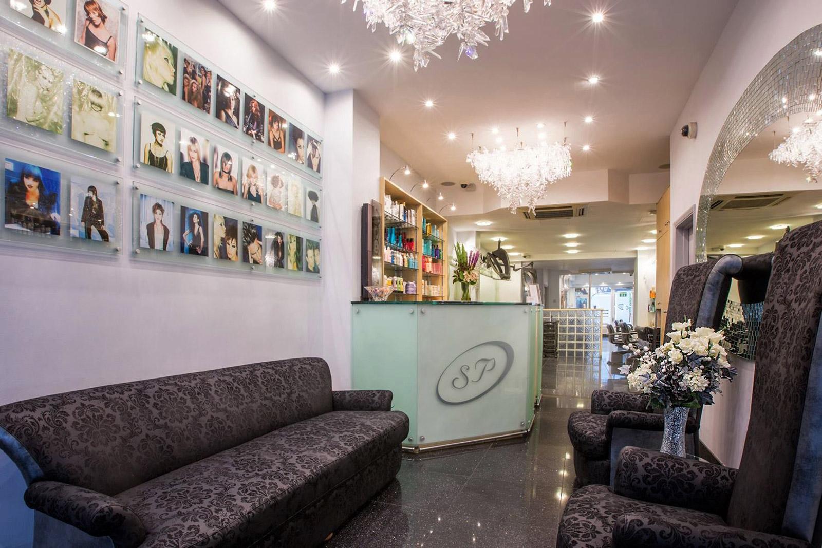 luxury hair salon london best hairdressers uk stuart phillips