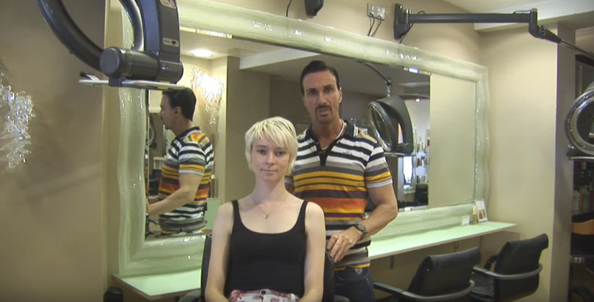 Pixie Style Cut - Crop Haircut - Short Hairstyles For Women, Medium To Short Hair Makeover