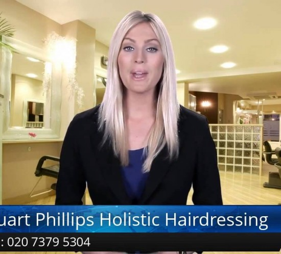 Stuart Phillips Holistic Hairdressing London Exceptional 5 Star Review by Nikki A.