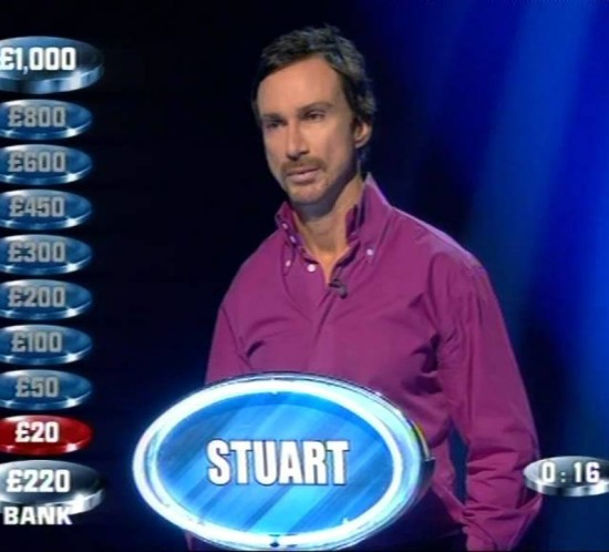 Weakest Link TV Show Hairdressers Edition 2010 - With Celebrity Hairdresser Stuart Phillips