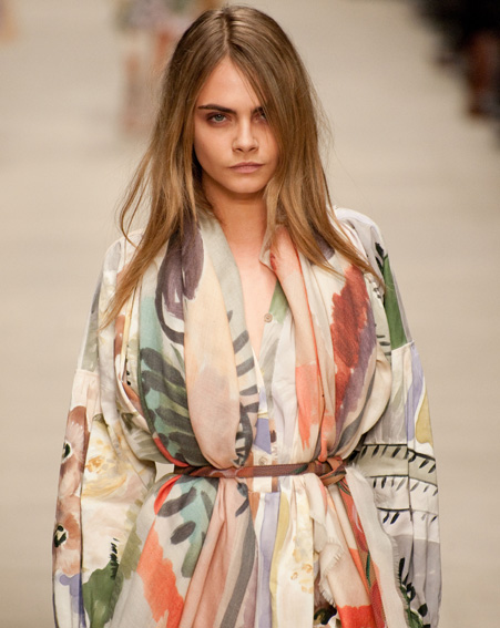 Which face shape does Cara Delevingne have? Find out how ...