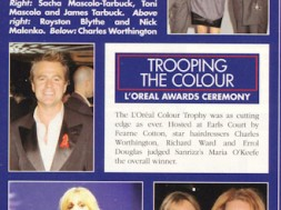 L`Oreal Awards Ceremony
