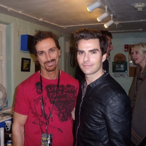 Styled Kelly Jones Hair From Stereophonics