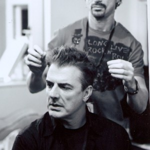 Styled Mr Bigs Hair from Sex and The City Chris Noth