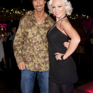 Styled the Hair for Kristina Rihanoff from Strictly Come Dancing