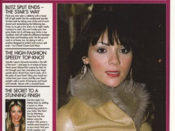 Martine McCutcheon's new haircut is essential for the wigs she has to wear as Eliza Doolittle in My Fair Lady, but it won't suit everybody. This cut is best suited to oval or slightly longer face shapes. Blow-dry straight – using a Denman brush – from roots to ends. For a touch of glamour, copy Martine's shine by adding serum or a semi-permanent colour.