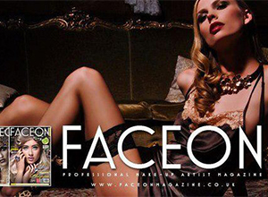 Radio presenter Stuart Phillips from Guess Radio interviews Natasha Booth, editor in chief at FaceON Magazine!