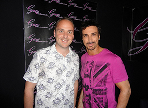 Radio presenter Stuart Phillips from Guess Radio interviews the amazing psychic to the stars, Stewart Keeys!